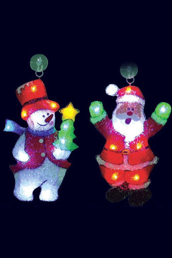 Электрогирлянды новогодние